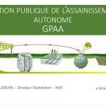 Présentation de Michel Lejeune sur la GPAA lors du comité de rivière du 06.02.18