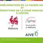 Présentation de Pierre Otte au sujet de la Fausse Eau lors du comité de rivière du 06.02.18