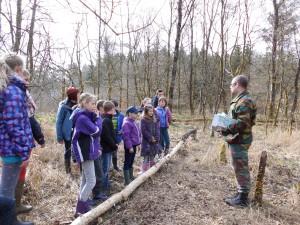 Camp Lagland - Gros rongurs, petits bucherons