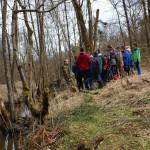 """""""Gros rongeurs, petits bucherons"""" -Camp Militaire Lagland - École de Sterpenich"""