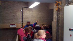 Visite des captages de la commune de Saint-Léger