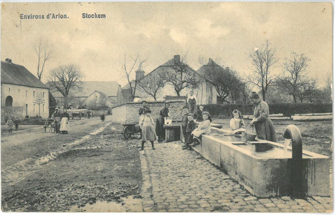 Au fil de l'eau à Arlon