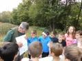 """Découverte des """"petites bêtes"""" du ruisseau de Radru avec Léon Latour (Gaume-Environnement asbl)"""